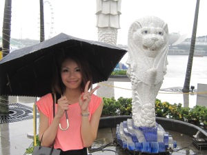 Mini Merlion!